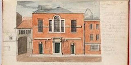 An eighteenth-century entrepreneur:  Sarah Baker and her Kentish Theatres tickets