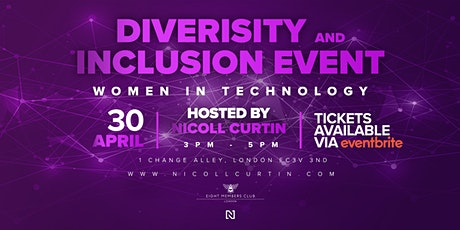 Diversity and Inclusion Event | By Nicoll Curtin tickets