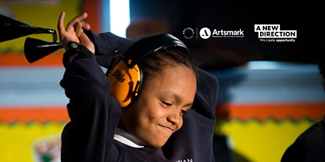 POSTPONED - Become an Artsmark Partner tickets