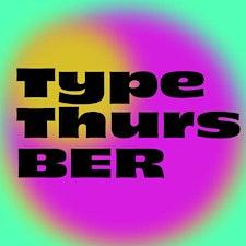 TypeThursdayBER logo