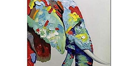 Colorful Elephant - Art Club Darwin tickets