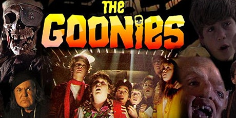 The Goonies at Shrewsbury Colleges Outdoor Cinema Experience tickets