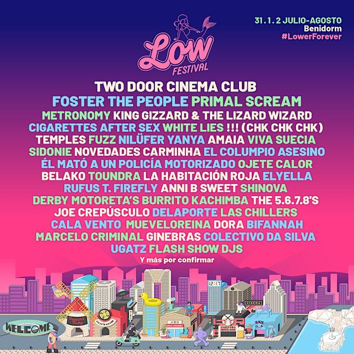 Imagen de Low Festival Benidorm 2021