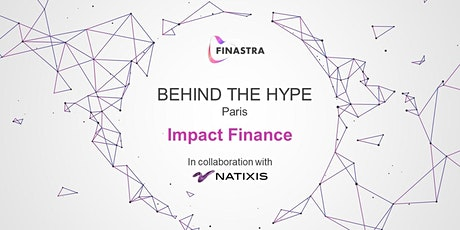 Behind the Hype PARIS: Impact Finance tickets
