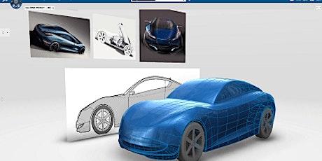 3DEXPERIENCE Mechanical Designer Professional Certification (Incl VAT) UK tickets