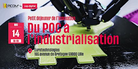Du POC (proofs of concepts) à l'industrialisation  - Petit déjeuner de l'innovation billets
