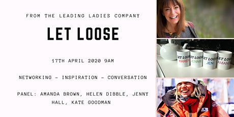 Let Loose - Inspiration - Networking - Conversation tickets
