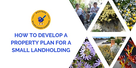 How To Develop A Property Plan For A Small Landholding tickets