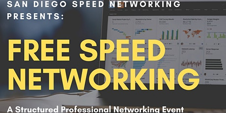 FREE San Diego Speed Networking @ Herb & Eatery tickets