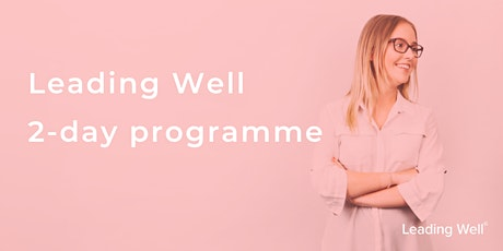 Leading Well programme tickets