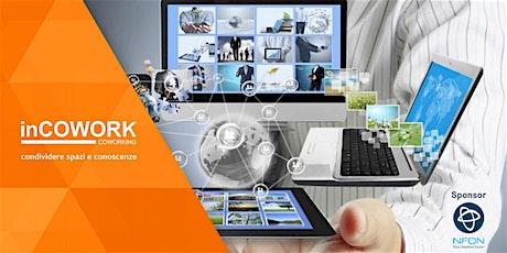 La tecnologia abilitante per lo Smart Working biglietti