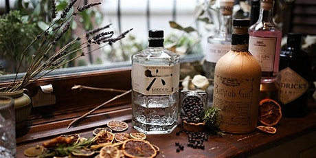 English Gin Tasting Experience tickets