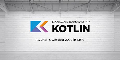 Rheinwerk Konferenz für Kotlin Tickets