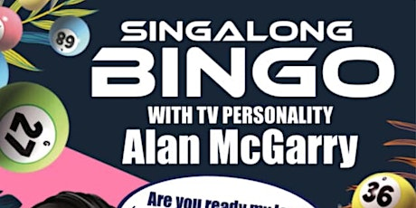Singalong Bingo with Alan McGarry Love- Meath tickets