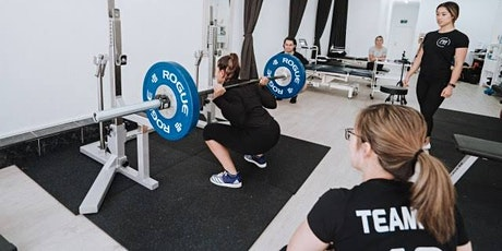 PB Presents: The Barbell Athlete 2 -  Squat & Dead tickets