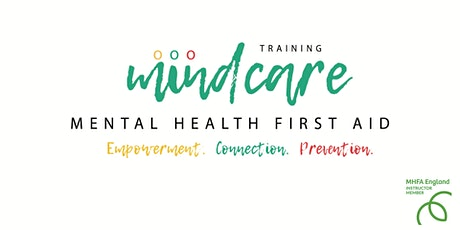 Mental Health First Aid (Adult 2 Day) tickets