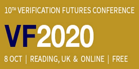 Verification Futures Europe 2020 tickets