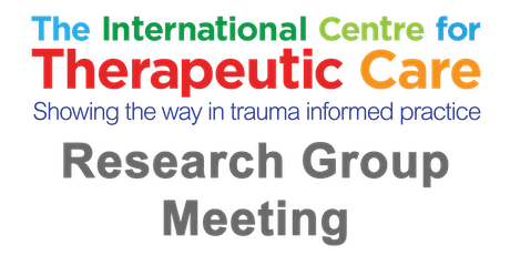The International Centre Research Group tickets