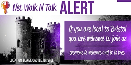 Walk 'N' Talk - Netwalking Event (FREE) tickets
