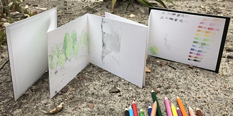 SUCCULENTS-Draw and Create a Book in Nature tickets
