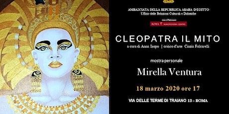 """Cleopatra """"Il Mito"""" biglietti"""
