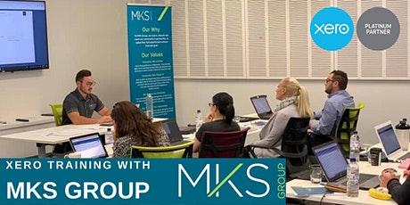 Xero Payroll with MKS Group - April 2020 tickets