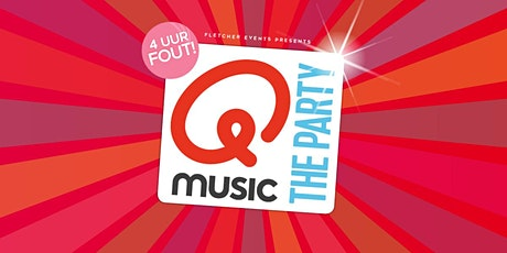 Qmusic the Party - 4uur FOUT! in Noordwijk  (Zuid-Holland) 13-03-2021 tickets