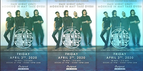 Emo Night Kent: Morning In May Take Over! tickets