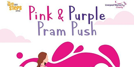 Liverpool Women's Hospital Pink & Purple Pram Push tickets