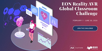 EON Reality AVR Global Classroom Challenge
