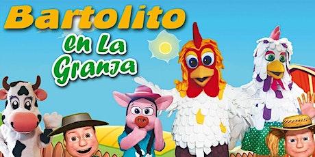 Bartolito en La Granja en Madrid tickets