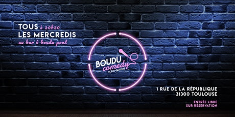 Boudu Comedy tickets