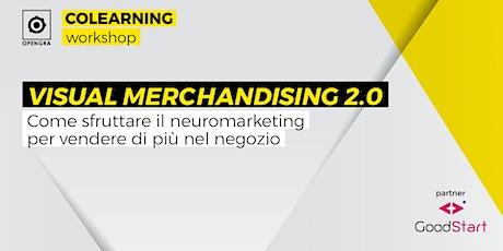 [WEBINAR] Visual merchandising 2.0 biglietti