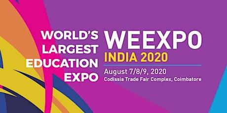 World Education Expo India tickets