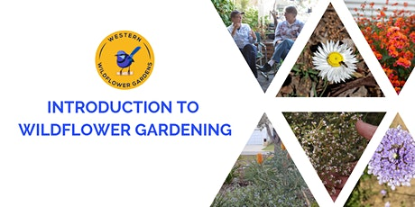 Introduction to Wildflower Gardening tickets