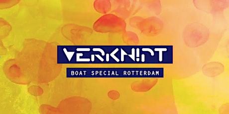 Verknipt Boat Special Rotterdam tickets