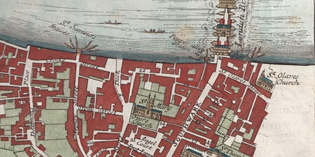 Maps of London - A Day of Talks tickets