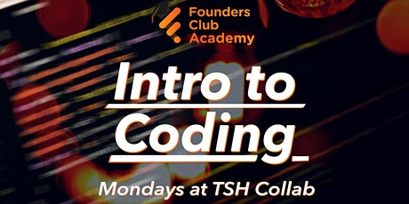 Intro to Coding tickets
