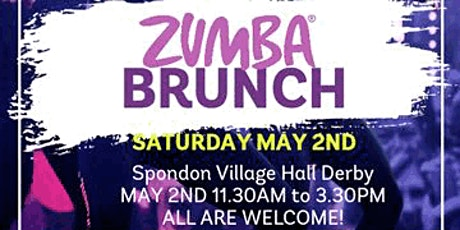 Derby's first Zumba Brunch tickets