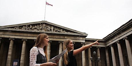 THATMuse Caccia al Tesoro in Italiano al British Museum, Dom 14/06, 14 tickets