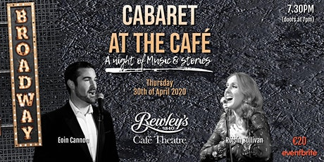 Cabaret At The Café tickets