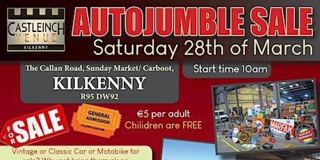 Castleinch Auto Jumble tickets