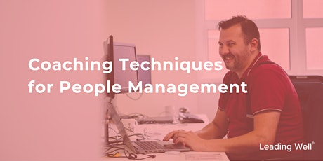 Coaching Techniques for People Management tickets