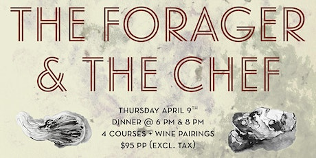 The Forager & The Chef tickets