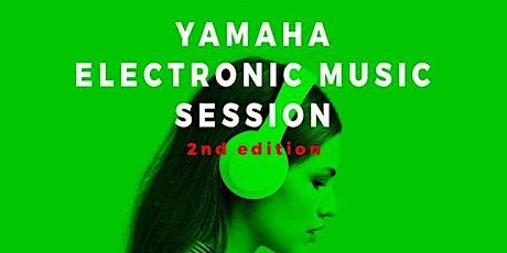 Yamaha Electronic Music entradas