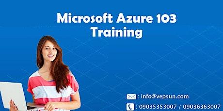 Microsoft Azure AZ-103 : Microsoft Azure Administrator, Classroom Training tickets