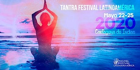 Primer Festival de Tantra en Colombia - Cartagena 2020 tickets