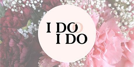 I Do I Do - de moderne trouwbeurs billets