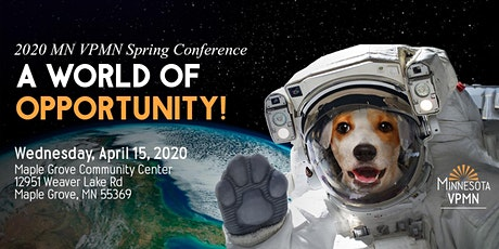 MN VPMN 2020 Spring Conference: A World of Opportunity tickets