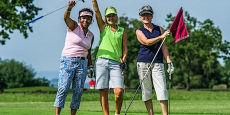 Women Building Up Women Golf Scramble tickets
